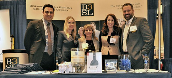 B3SL Booth a Popular Attraction at Annual Combined Claims Conference